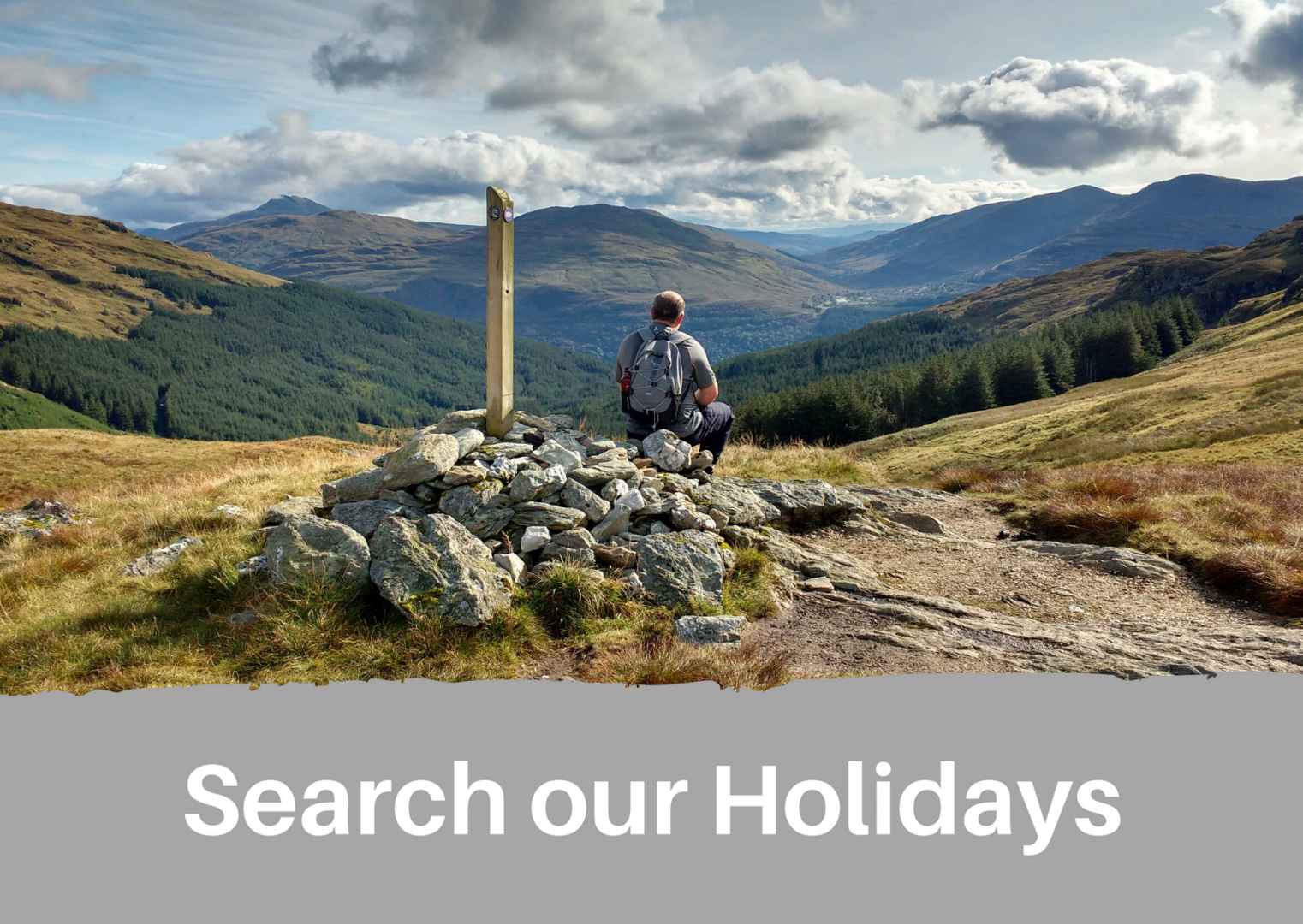 Search Our Holidays