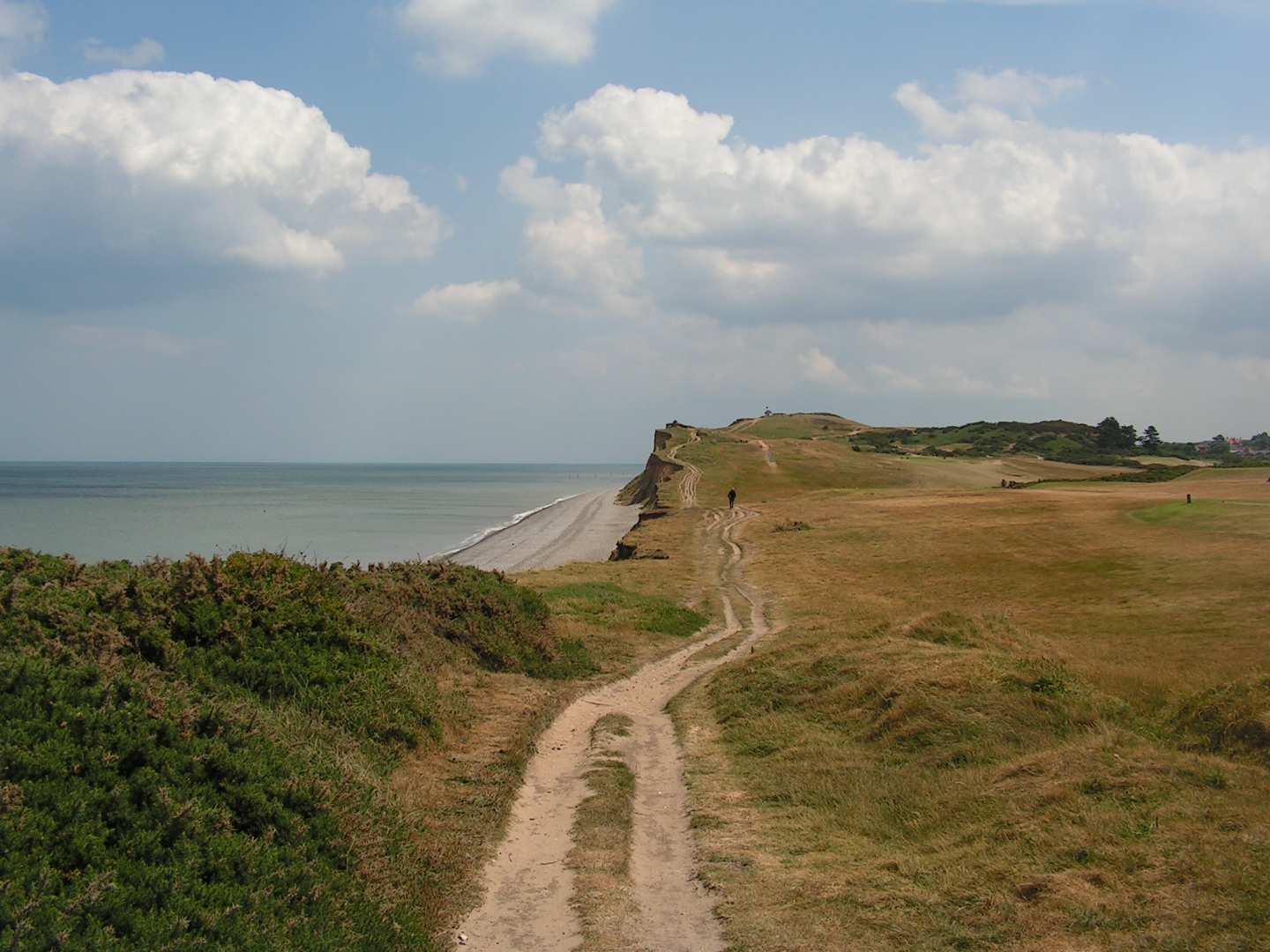 Norfolk Coast Path Trail Running