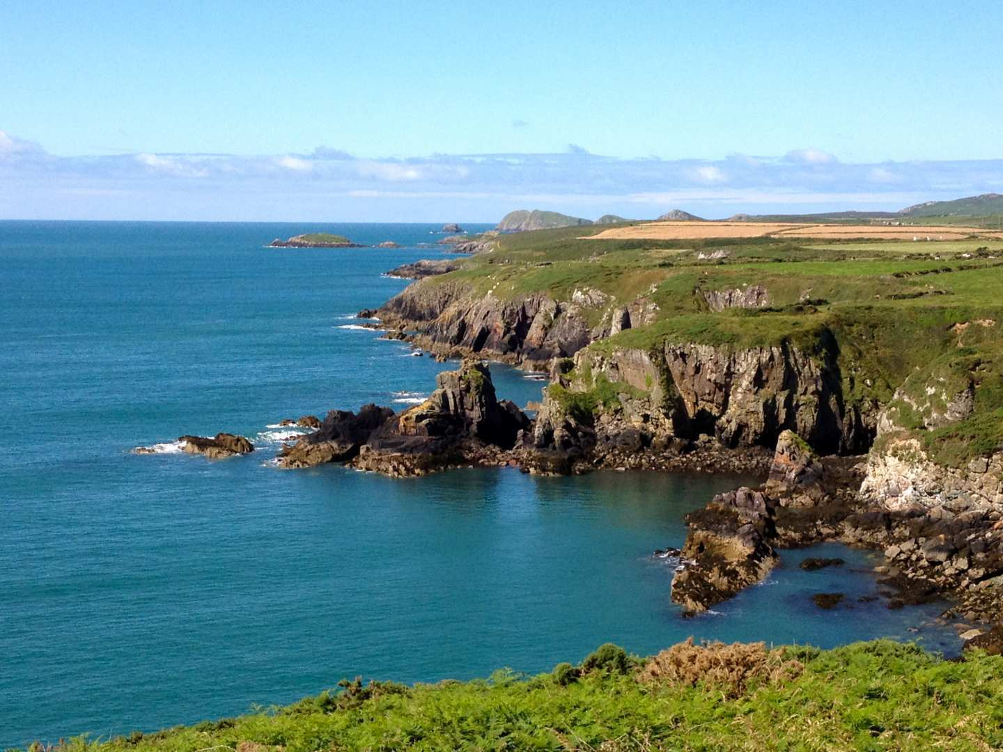 Pembrokeshire Coast Trail Running - South Section