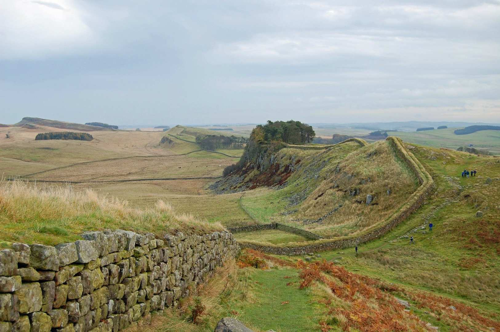 Hadrian's Wall Run